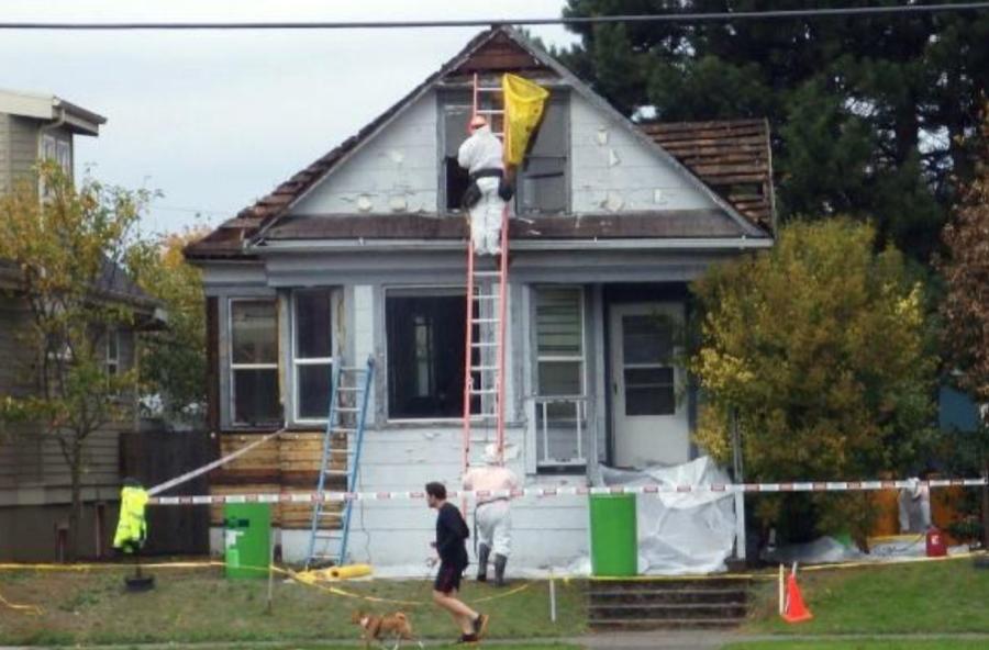 Asbestos Information Home Renovation Prioject