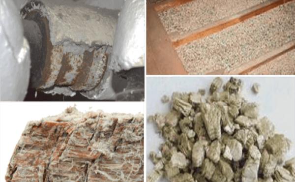 Identifying Asbestos Containing Materials