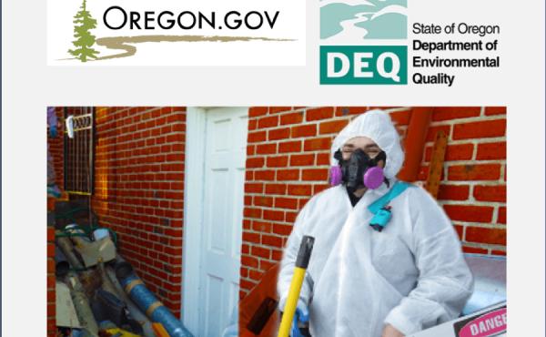 Oregon Asbestos Information